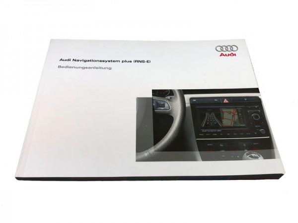 Bedienungsanleitung für Audi Navigationssystem plus RNS-E RNSE #20004