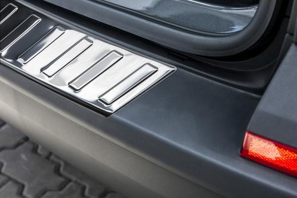 Ladekantenschutz Edelstahl satiniert für VW T6/ T6.1 #10606