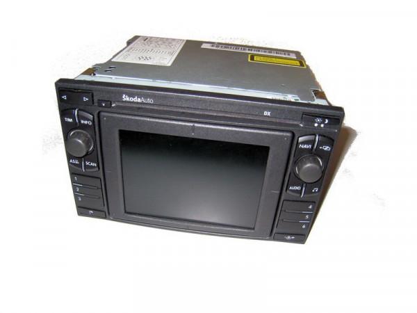 Skoda Navigationssystem MFD 1U0035191A