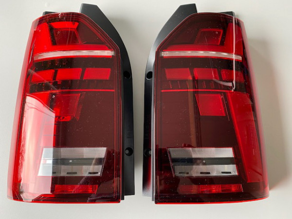 VW T6.1 Rückleuchten LED 7LA945207A + 7LA945208A #50016