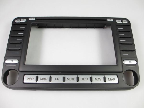 Frontblende für Volkswagen MFD 2 1K8035198C Navigationssystem #SW10055