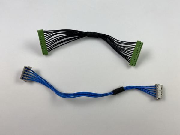 Flachbandkabel Folienleiter für VW RNS315 zu Frontblende #SW10188