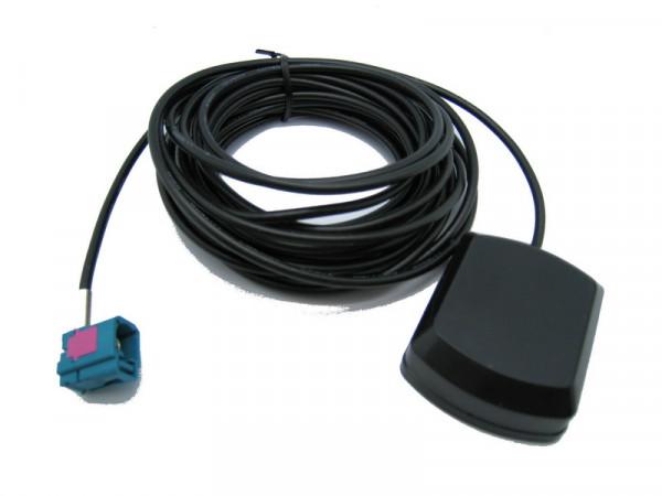GPS Antenne VW/ Audi mit Magnetfuss FAKRA #20016