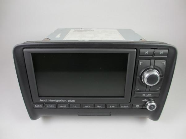 Audi TT 8J0035192P Navigationssystem RNSE