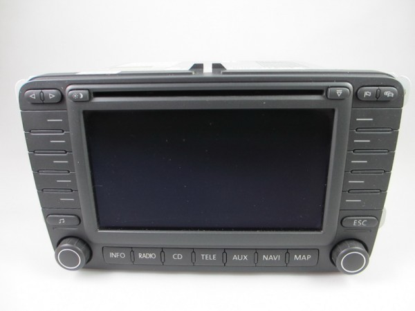 Skoda Nexus Navigationssystem 1Z0035194A