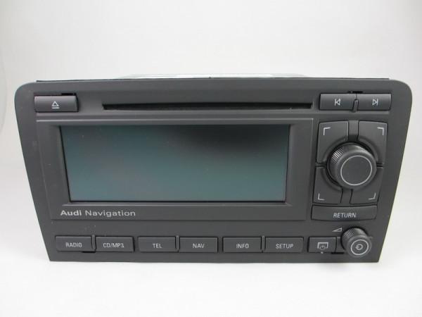 Audi A3 8P0035192N Navigationssystem BNS 5.0 RNS low