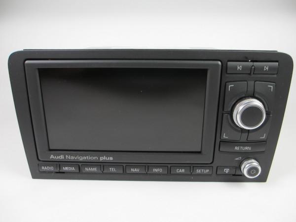 Audi A3 8P0035193B Navigationssystem RNSE