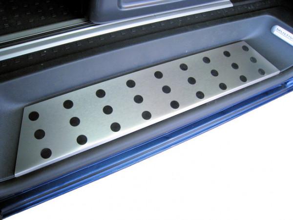 Alu Elox Trittbretter/ Einstiegsleisten für VW T5/ T6/ T6.1 Multivan 3-teilig #10602