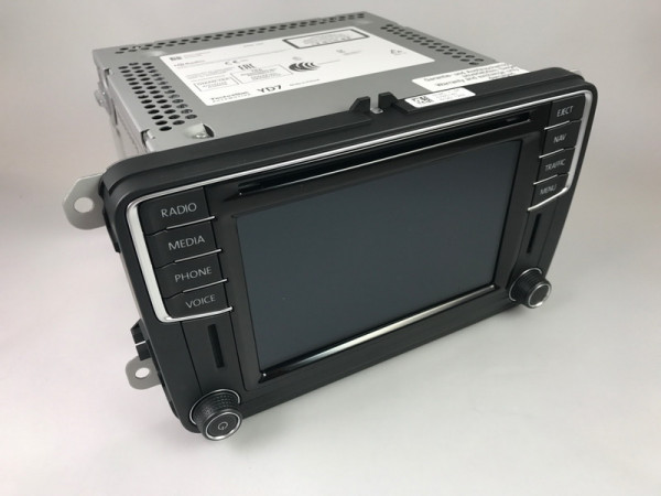 """Volkswagen 5C0035680D Navigationssystem """"Discover Media"""