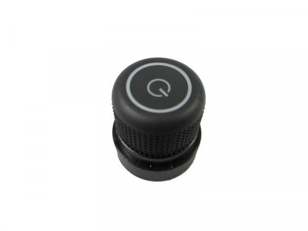 Drehknopf klein für Audi A4 A6 Navigationssystem RNS-E RNSE #SW10051
