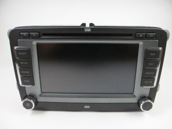 Seat RNS510 5P0035680A Navigationssystem Mediasystem